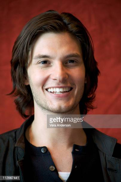 Ben Barnes at the 'Chronicles of Narnia' press conference at the Mandarin Oriental Hotel on May 3 2008 in New York City