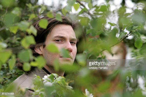 Ben Barnes star of the new film adaptation of the CS Lewis classic 'The Chronicles of Narnia Prince Caspian' poses at a photocall for the opening of...