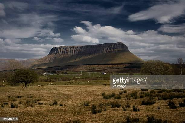 Ben Ben Mountain, Co Sligo, Ireland.ulb