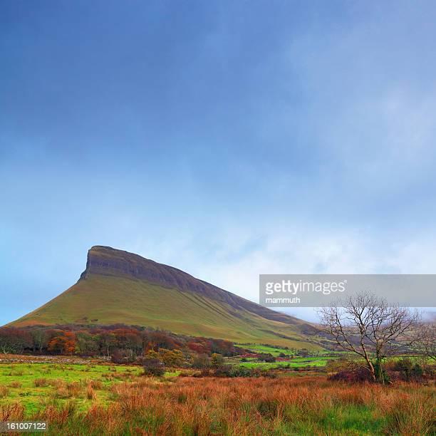 Ben bulben mountain in County Sligo, Ireland