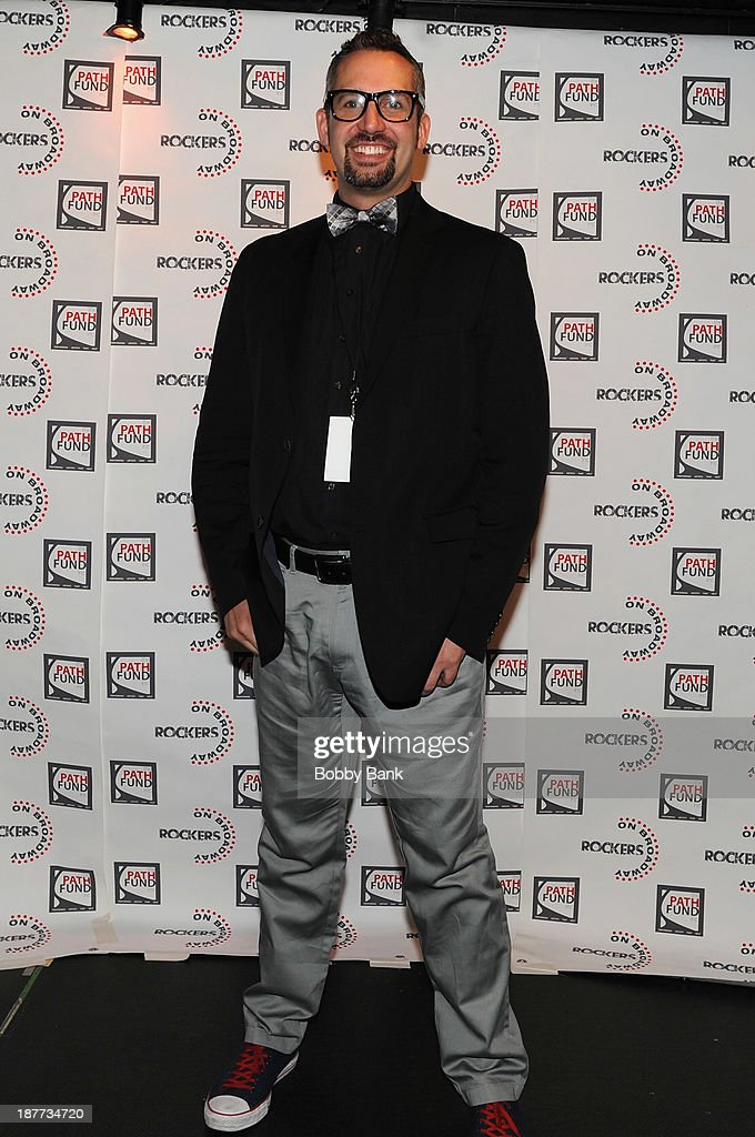 Ben Cameron attends 2013 Rockers on Broadway at Le Poisson Rouge on November 11, 2013 in New York City.