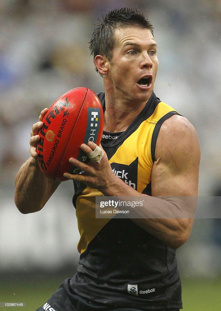 AFL Rd 16 - Tigers v Kangaroos
