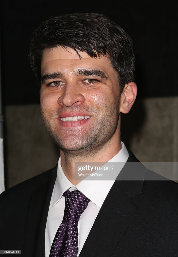 Ben Crawford attends the 'Big Fish' Broadway Opening Night after party at Roseland Ballroom on October 6, 2013 in New York City.