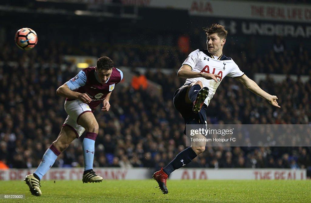 Tottenham Hotspur v Aston Villa - The Emirates FA Cup Third Round