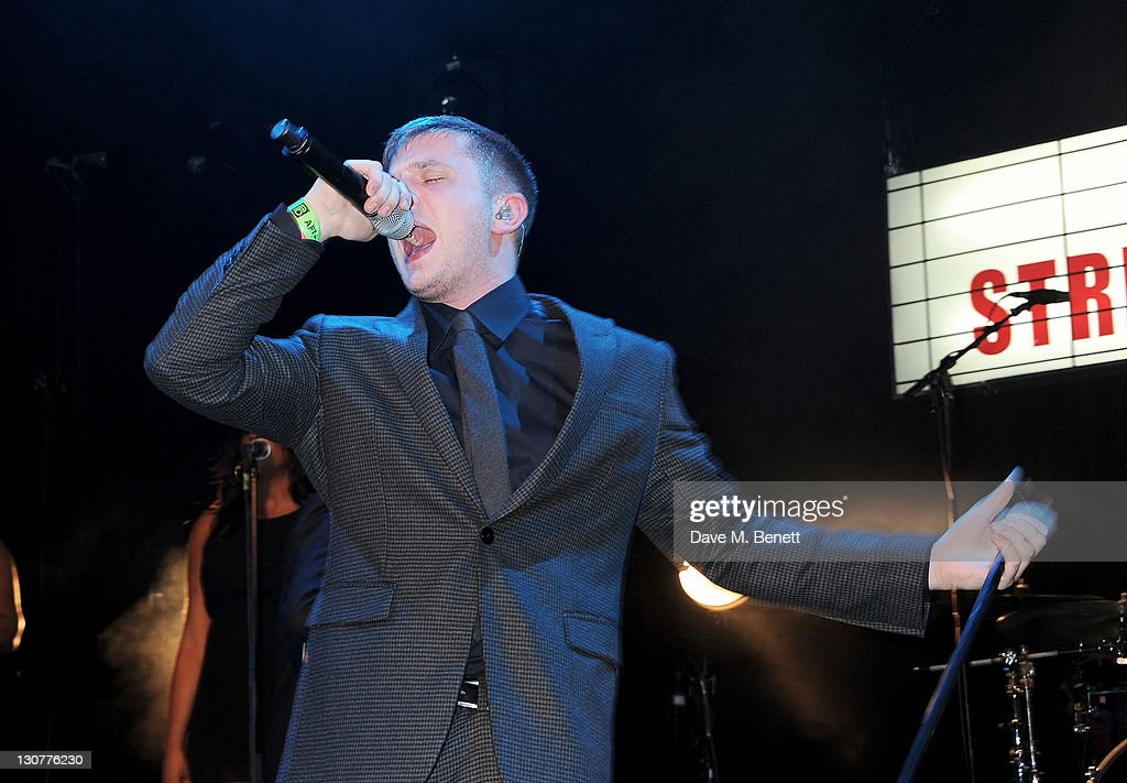 Ben Drew aka Plan B attend the Grey Goose Winter Ball to benefit the Elton John AIDS Foundation at Battersea Evolution on October 29, 2011 in London, England.