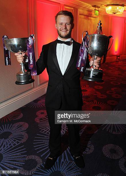 Ben Duckett during The PCA Awards at Grosvenor House on September 28 2016 in London England
