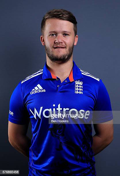 Ben Duckett of England poses for a picture during England Lions Media Access on July 18 2016 in Cheltenham England