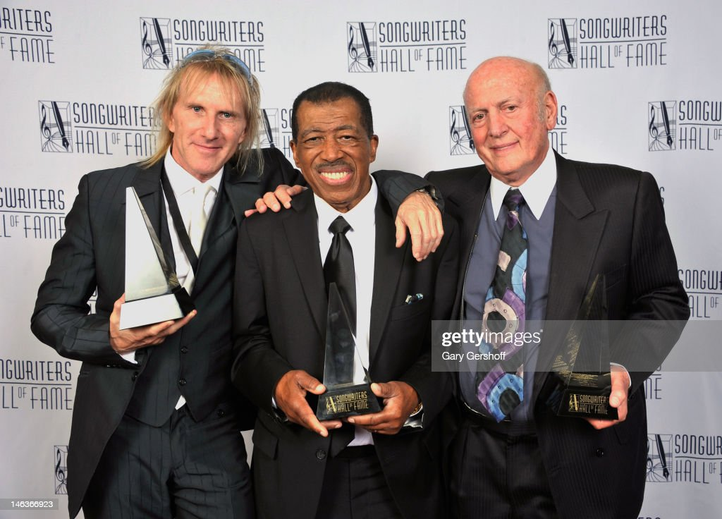 Songwriters Hall Of Fame 43rd Annual Induction And Awards - Backstage