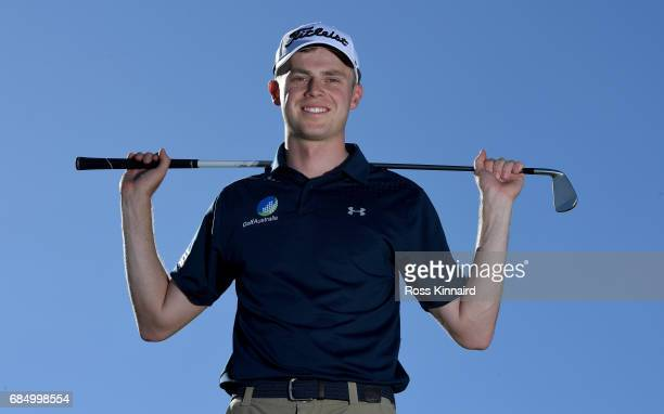 Ben Eccles of Australia poses for a portrait during the first round of Andalucia Costa del Sol Match Play at La Cala Resort on May 18 2017 in La Roda...