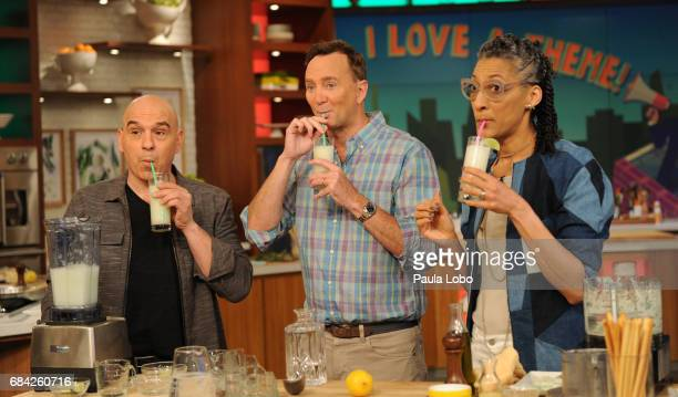 THE CHEW Ben Falcone is the guest Wednesday May 17 2017 on ABC's 'The Chew' 'The Chew' airs MONDAY FRIDAY on the ABC Television Network HALL