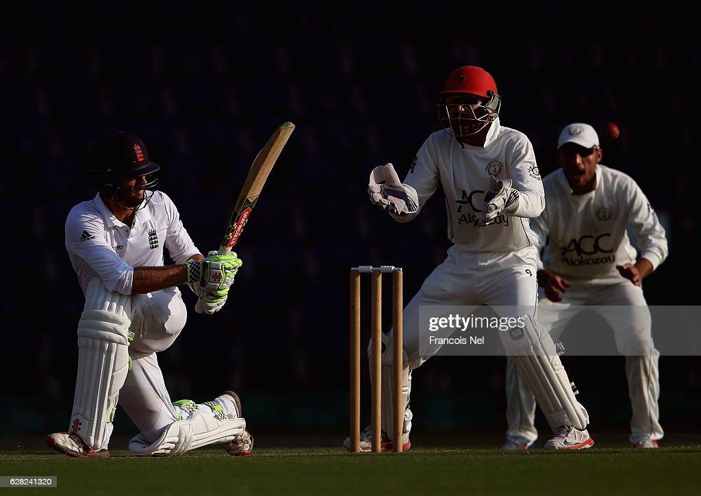 England Lions v Afghanistan