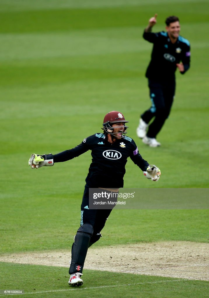 Surrey v Essex - Royal London One-Day Cup