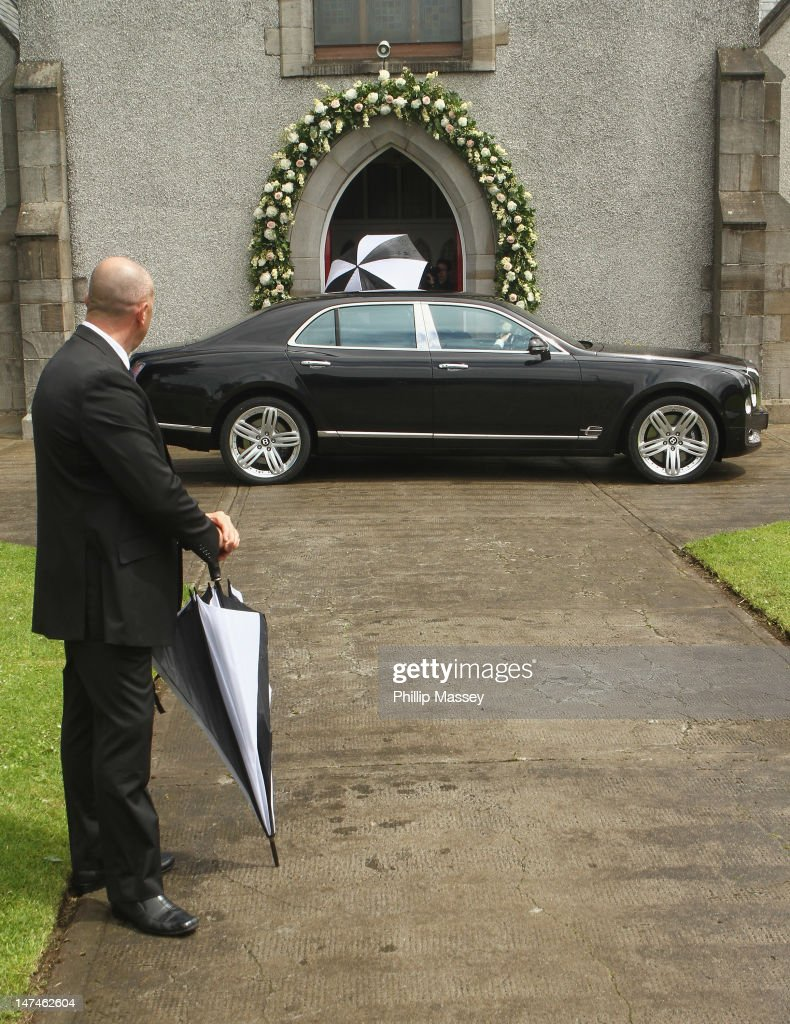 Wedding of Una Healy And Ben Foden in Tipperary