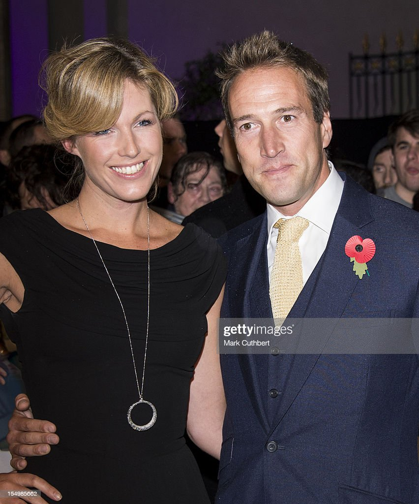 <a gi-track='captionPersonalityLinkClicked' href=/galleries/search?phrase=Ben+Fogle&family=editorial&specificpeople=216039 ng-click='$event.stopPropagation()'>Ben Fogle</a> and his wife Marina attend the Pride Of Britain awards at Grosvenor House, on October 29, 2012 in London, England.