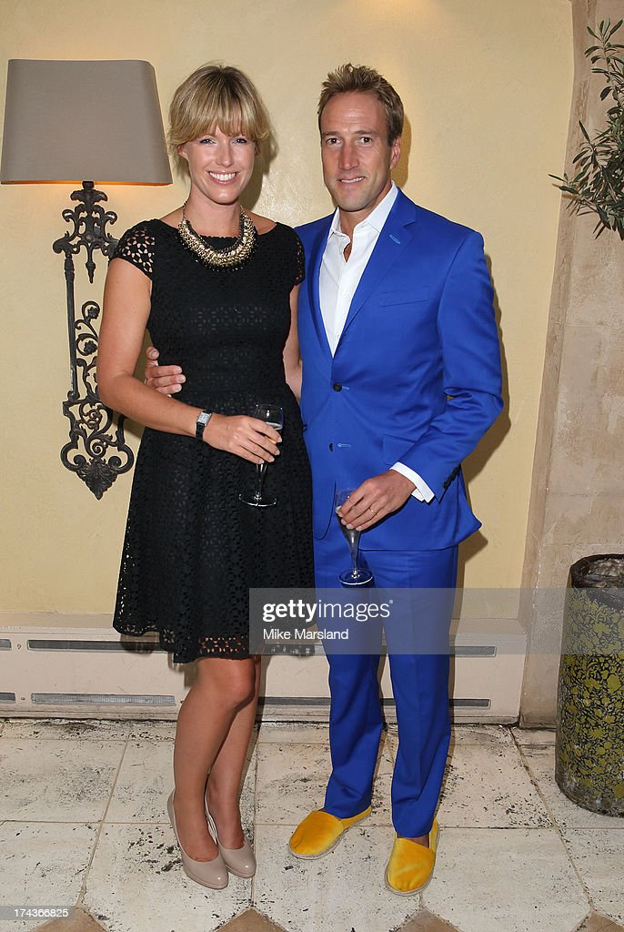 <a gi-track='captionPersonalityLinkClicked' href=/galleries/search?phrase=Ben+Fogle&family=editorial&specificpeople=216039 ng-click='$event.stopPropagation()'>Ben Fogle</a> and Marina Fogle attend Daphne's evening of dinner & dancing at Daphne's on July 24, 2013 in London, England.