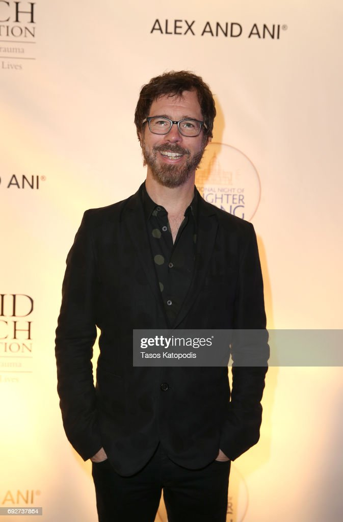 Ben Folds attends the National Night Of Laughter And Song event hosted by David Lynch Foundation at the John F. Kennedy Center for the Performing Arts on June 5, 2017 in Washington, DC.