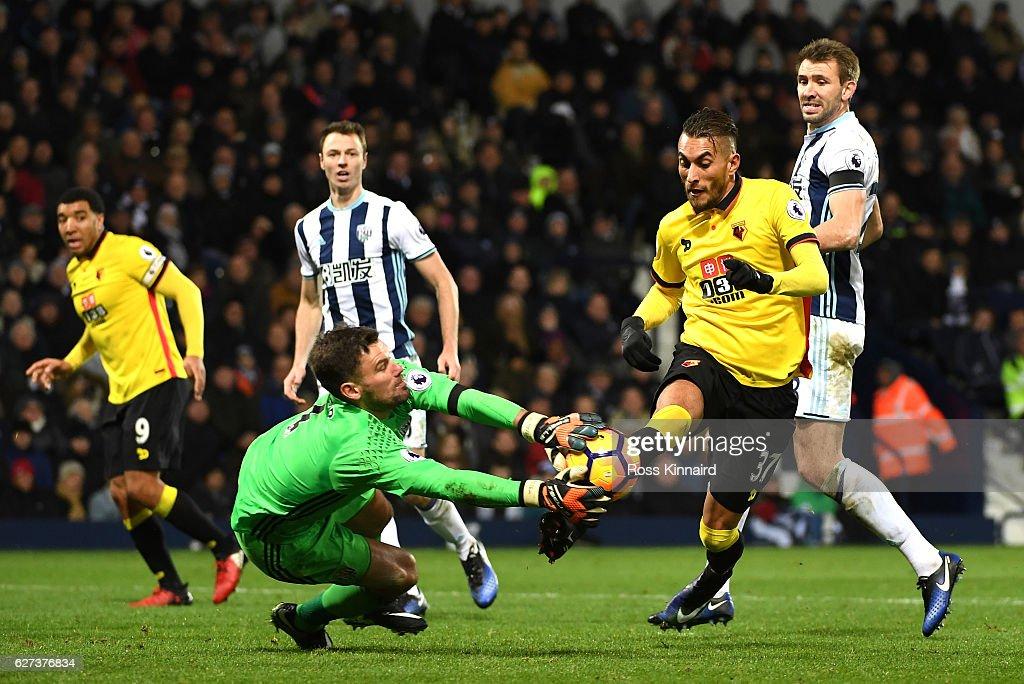 West Bromwich Albion v Watford - Premier League