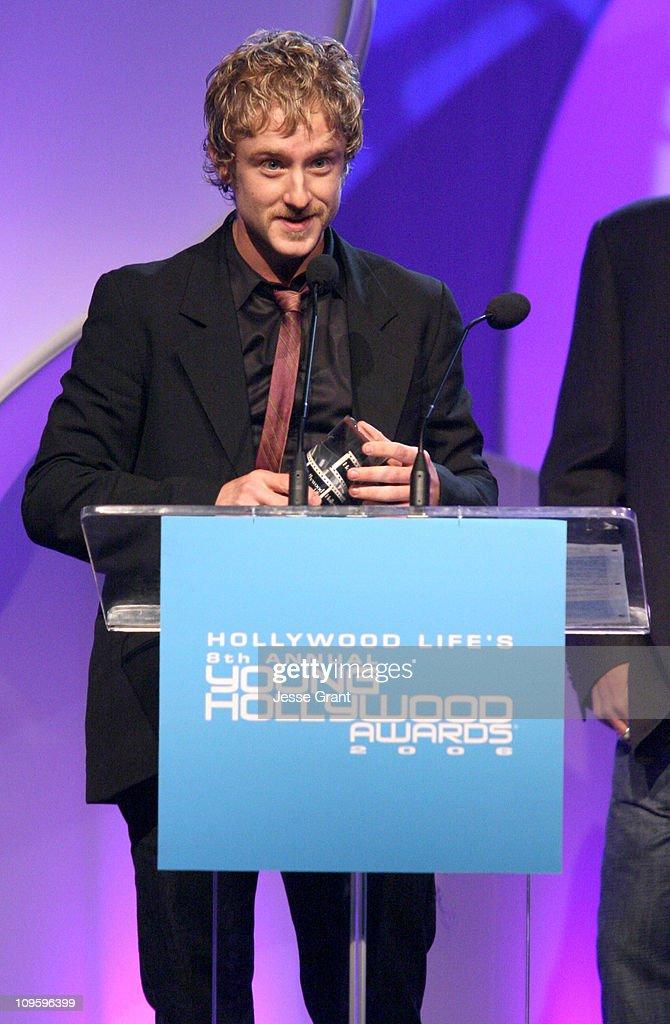 Ben Foster winner Breakthrough Performance for 'Alpha Dog' *EXCLUSIVE*