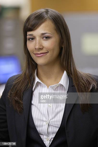 THE OFFICE 'Ben Franklin' Episode 15 Aired 2/1/07 Pictured Rashida Jones as Karen Filippelli