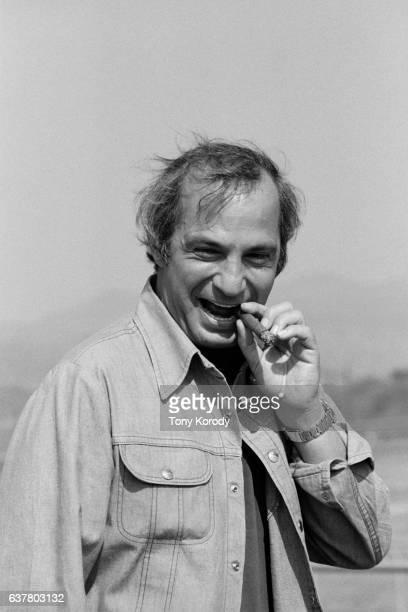 Ben Gazzara Smoking Cigar