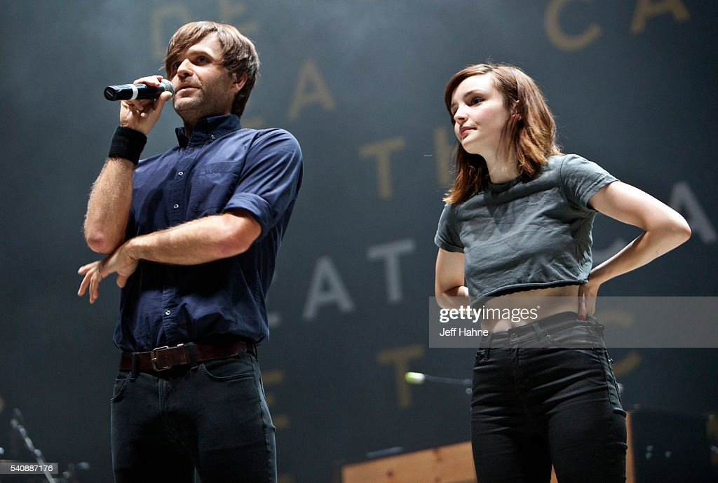 Death Cab For Cutie And Chvrches In Concert - Charlotte, NC