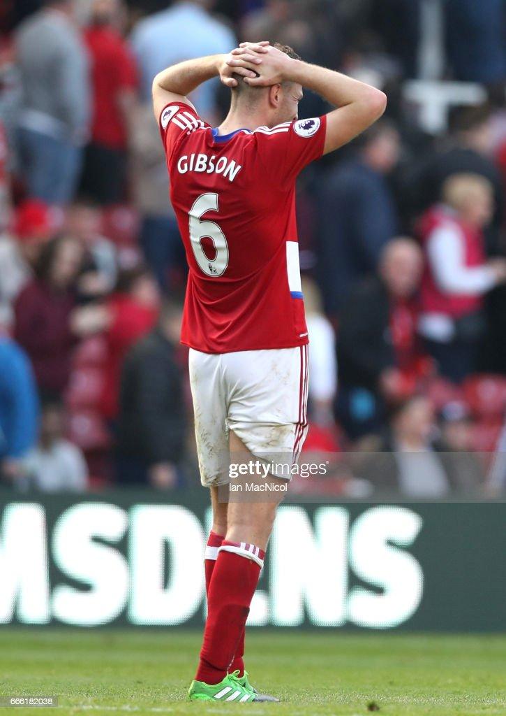 Middlesbrough v Burnley - Premier League