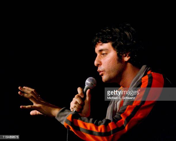 Ben Gleib during Project Angel Food Benefit Hosted by Eric McCormack and Scott Kennedy October 20 2005 at Hollywood Improv in Hollywood California...