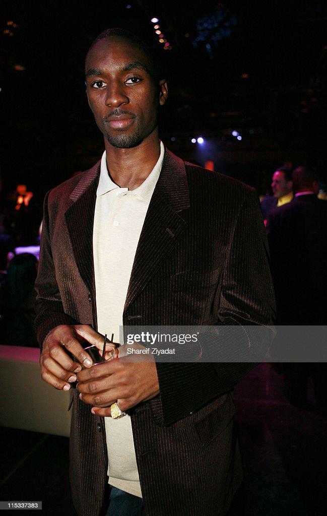 Ben Gordon during NBA Players Association Gala at Convention Center in Houston, Texas, United States.