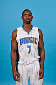 Ben Gordon of the Orlando Magic poses for a photo during Orlando Media Day on September 29 2014 at Amway Center in Orlando Florida NOTE TO USER User...