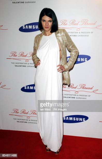 Ben Grimes arrives at the Samsung Imagination Series Event The Red Thread The Inspiration and Passion of Valentino Garavani Premiere at The Hospital...