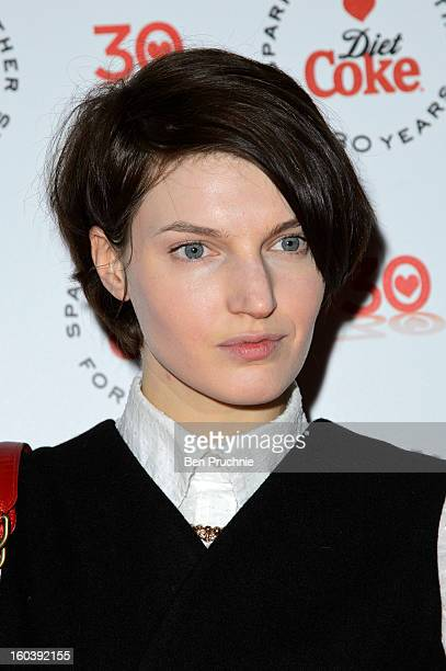 Ben Grimes attends a party hosted by Diet Coke at Sketch on January 30 2013 in London England
