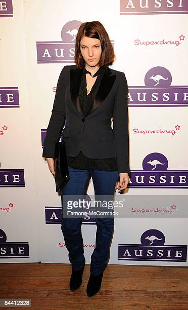 Ben Grimes attends the Aussie Day party at Delfina on January 22 2009 in London England