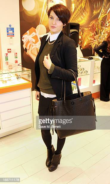 Ben Grimes attends the Folli Follie and Kids Company Collection launch hosted by Erin O'Connor at the Folli Follie New Bond Street boutique on...