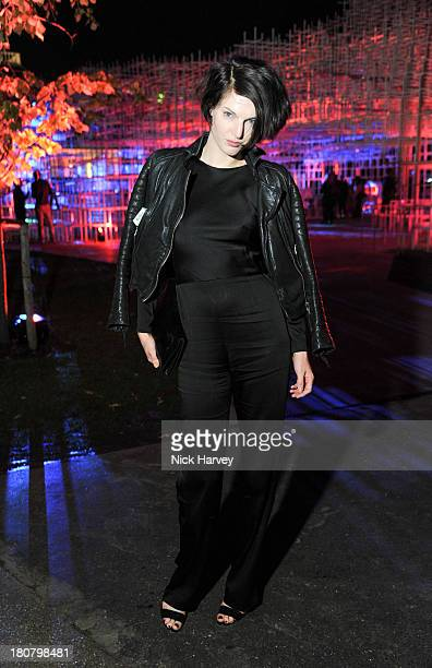 Ben Grimes attends The Serpentine Gallery Diesel Future Contemporaries party at The Serpentine Gallery on September 16 2013 in London England