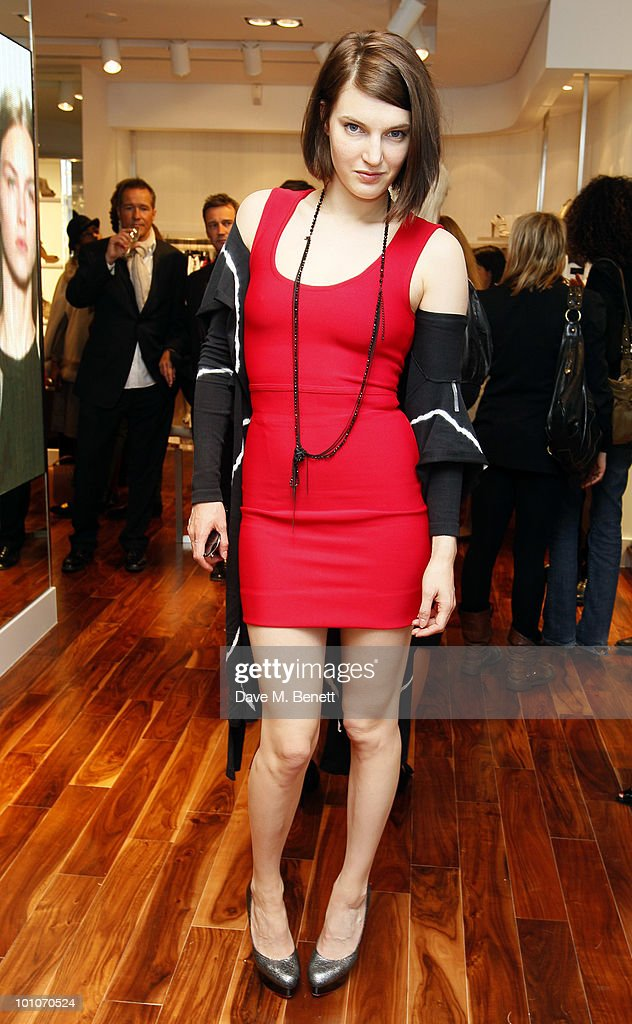 Ben Grimes attends the store opening of BCBGMAXAZRIA on May 27, 2010 in London, England.