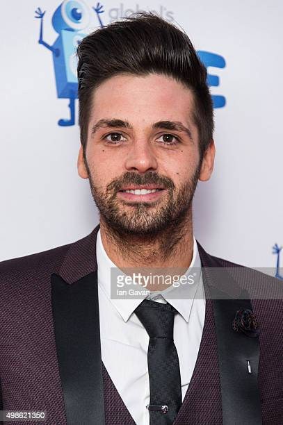 Ben Haenow attends Global's Make Some Noise Gala at Supernova on November 24 2015 in London England