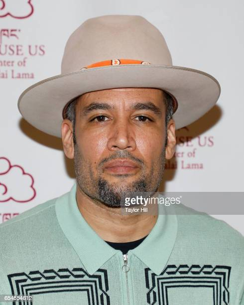 Ben Harper attends the Tibet House US 30th Anniversary Gala Celebration at Gotham Hall on March 16 2017 in New York City