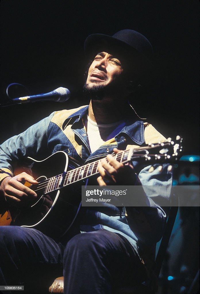 Ben Harper during Ben Harper in Concert at Hollywood Palace in Hollywood California United States