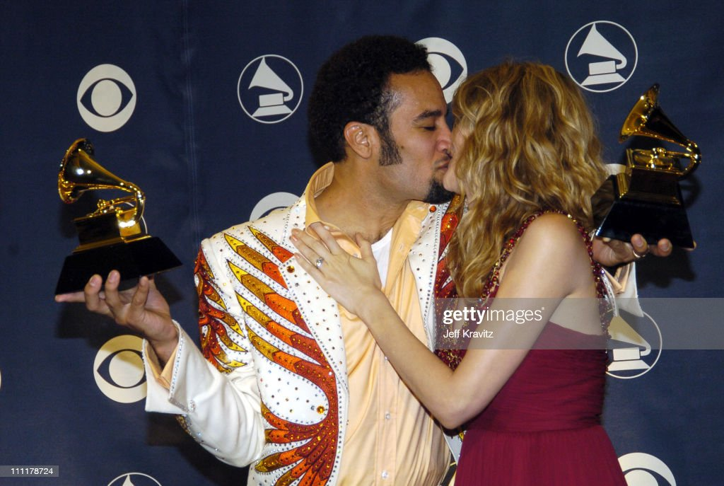 Ben Harper winner of Traditional Soul Gospel Album and Best Gospel Performance for 'There Will Be a Light' with Laura Dern
