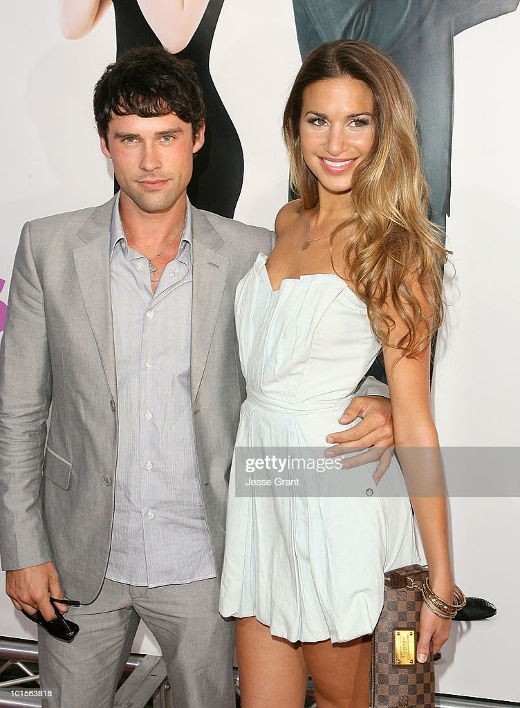 Ben Hollingsworth and guest arrive at the 'Killers' Los Angeles Premiere held at ArcLight Cinemas Cinerama Dome on June 1 2010 in Hollywood California