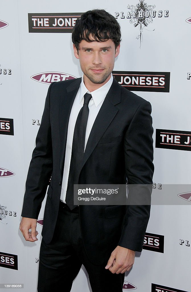 Ben Hollingsworth arrives at 'The Joneses' Los Angeles Premiere at the Arclight Hollywood on April 8 2010 in Hollywood California