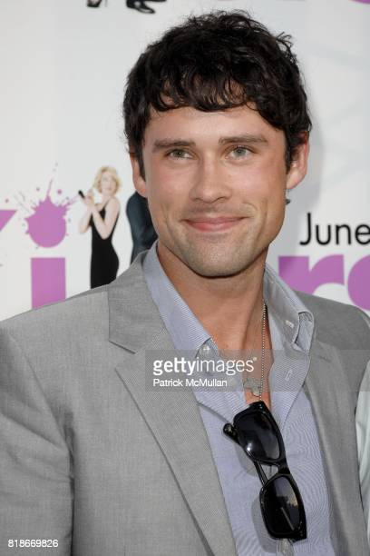 Ben Hollingsworth attends 'Killers' Los Angeles Premiere at ArcLight Cinemas on June 1 2010 in Hollywood California