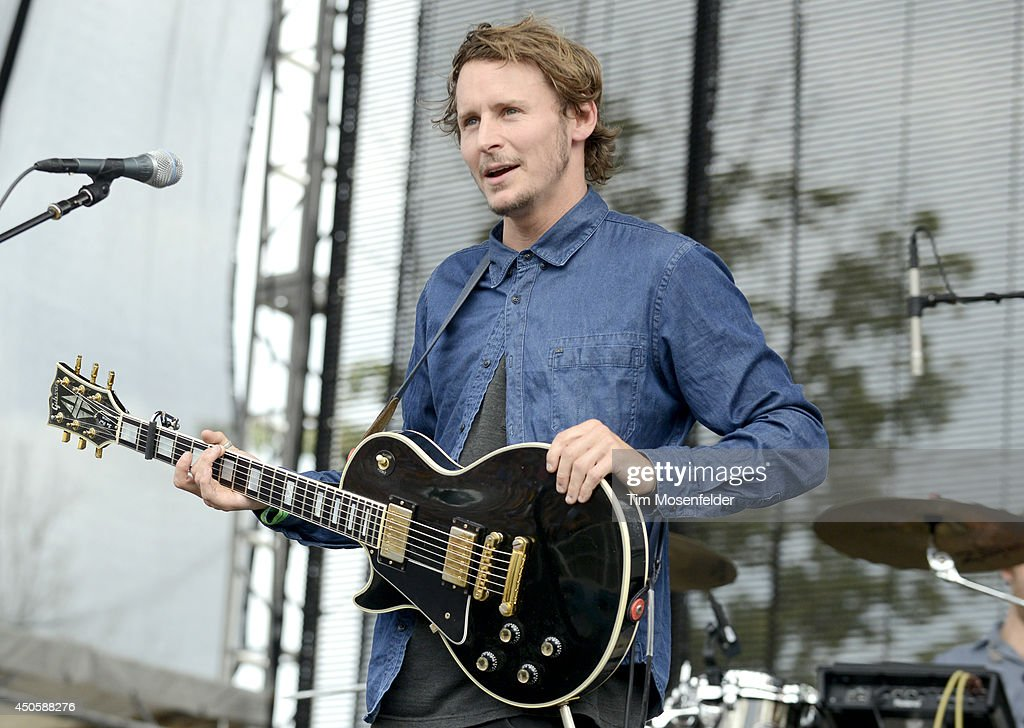 Ben Howard performs during the 2014 Bonnaroo Music & Arts Festival on June 13, 2014 in Manchester, Tennessee.