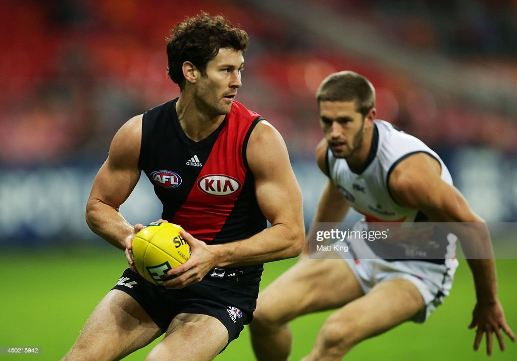 AFL Rd 12 - GWS v Essendon