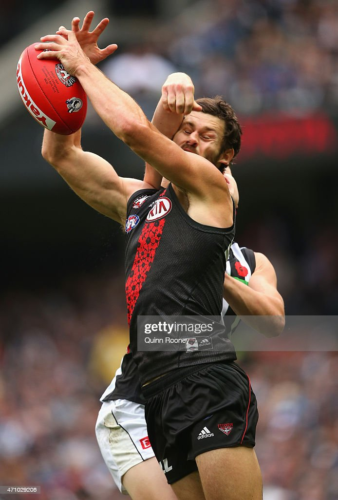 AFL Rd 4 - Essendon v Collingwood