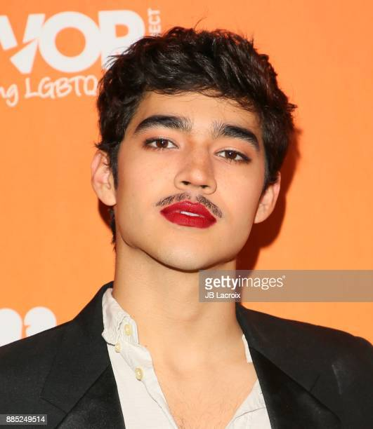 Ben J Pierce attends The Trevor Project's 2017 TrevorLIVE LA on December 3 2017 in Beverly Hills California