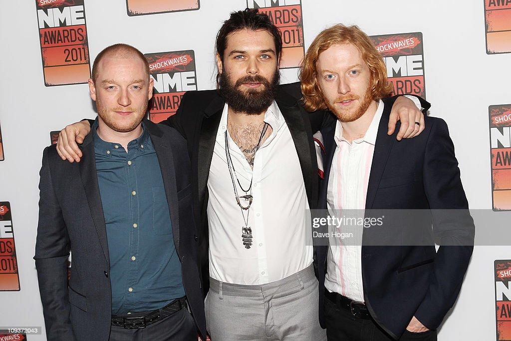 Shockwaves NME Awards Inside 2011 - Arrivals