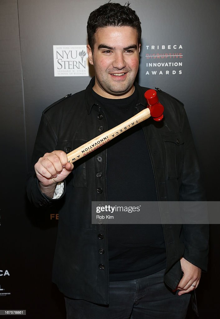 Ben Kaufman attends Tribeca Disruptive Innovation Awards on April 26, 2013 in New York City.