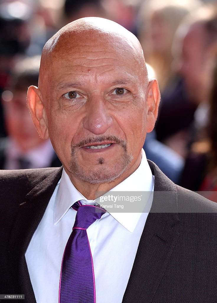 Ben Kingsley attends the Prince's Trust & Samsung Celebrate Success awards at Odeon Leicester Square on March 12, 2014 in London, England.