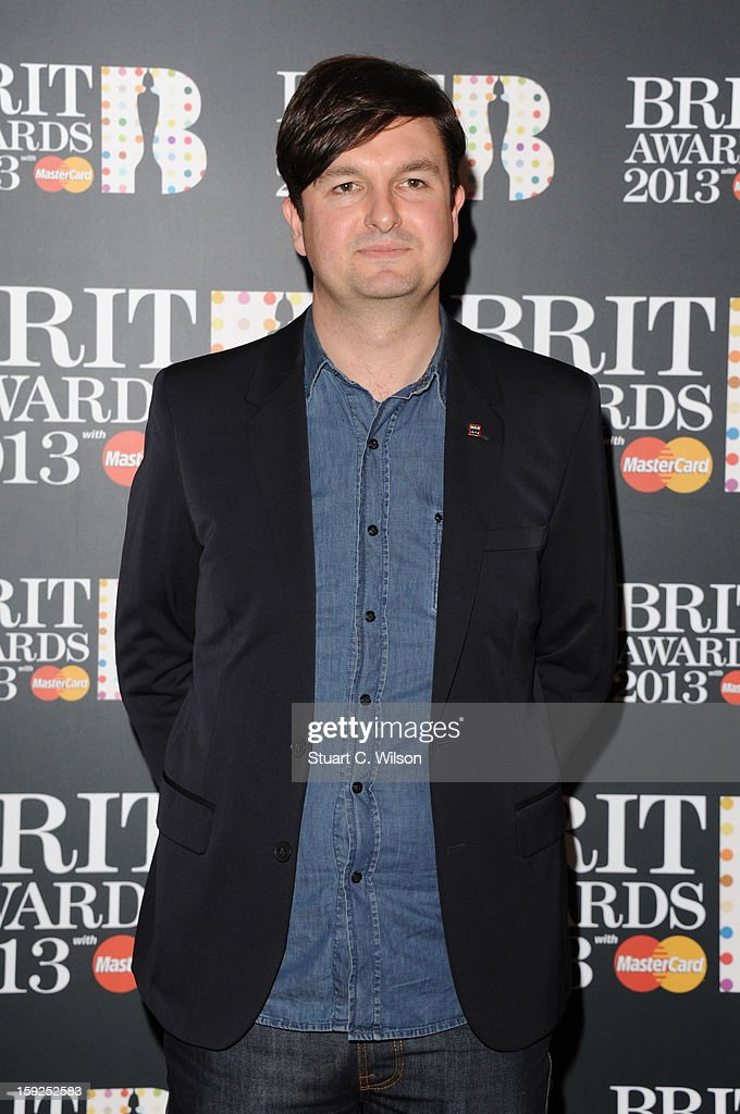Ben Knowles attends as the nominations for the BRIT Awards are announced at The Savoy Hotel on January 10, 2013 in London, England.